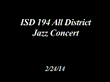 ISD 194 District Jazz Concert