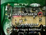 LNHS Boys Basketball vs Burnsville
