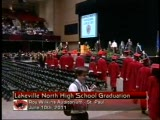 2011 Lakeville North Graduation