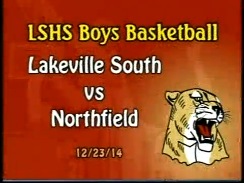 LSHS Boys Basketball vs Northfield