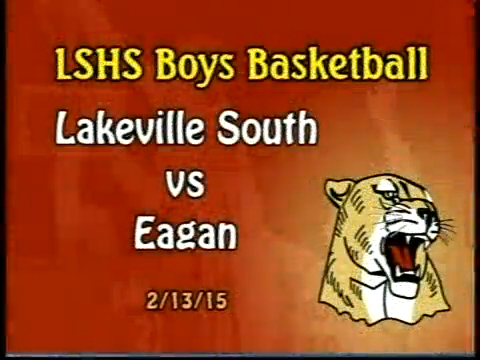 LSHS Boys Basketball vs Eagan