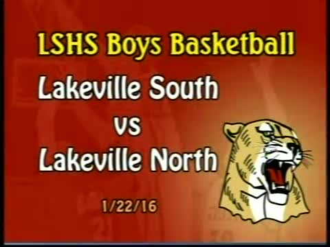 LSHS Boys Basketball vs LNHS