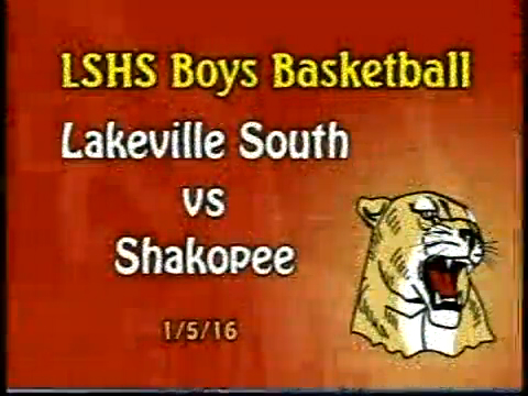 LSHS Boys Basketball vs Shakopee