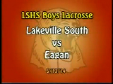 LSHS Boys Lacrosse vs Eagan