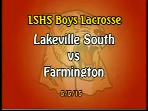 LSHS Boys Lacrosse vs Farmington
