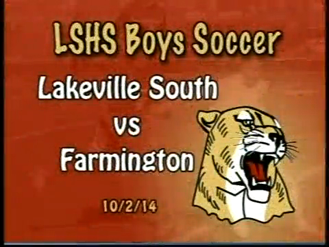 LSHS Boys Soccer vs Farmington