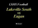 LSHS Football vs Eagan