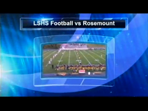 LSHS Football vs Rosemount