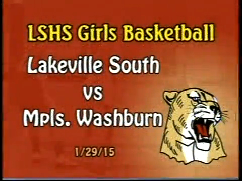 LSHS Girls Basketball vs Mpls. Washburn