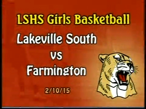 LSHS Girls Basketball vs Farmington