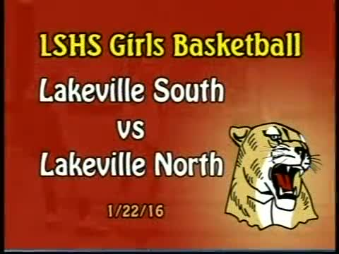 LSHS Girls Basketball vs LNHS