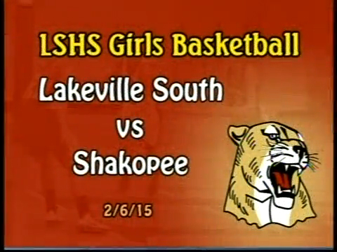 LSHS Girls Basketball vs Shakopee