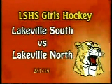 LSHS Girls Hockey vs LNHS