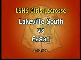LSHS Girls Lacrosse vs Eagan