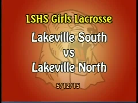 LSHS Girls Lacrosse vs LNHS