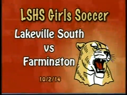 LSHS Girls Soccer vs Farmington