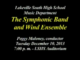 LSHS Holiday Band Concert