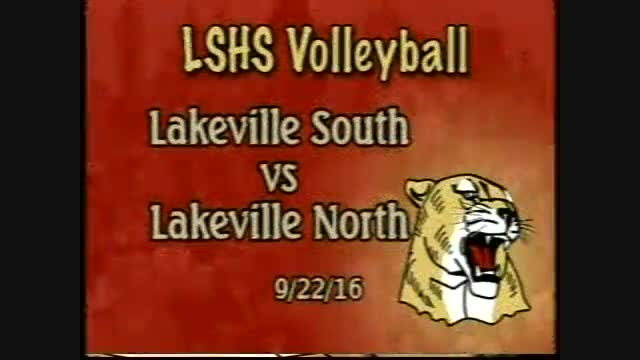 LSHS Volleyball vs LNHS