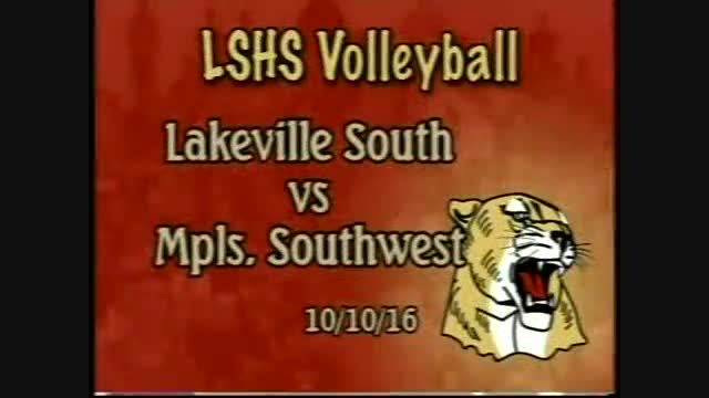 LSHS Volleyball vs Minneapolis Southwest